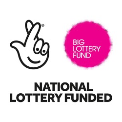 National Lottery funded via the Big Lottery Fund